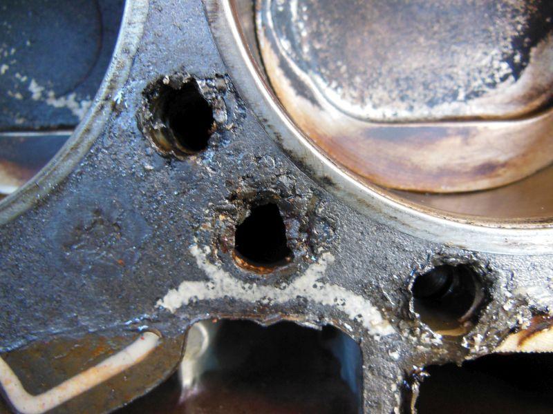 Ea82t Headgasket Fail